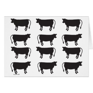 The Herd! Card