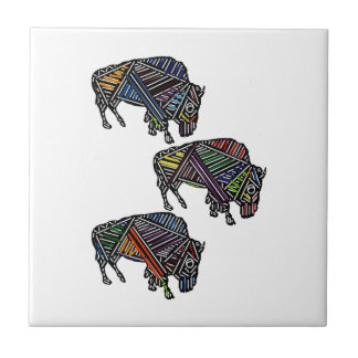 THE HERDS MOVEMENT CERAMIC TILES