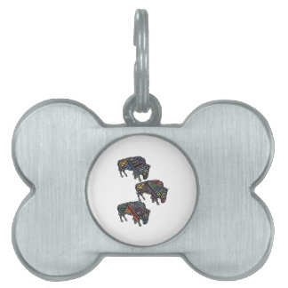THE HERDS MOVEMENT PET NAME TAG