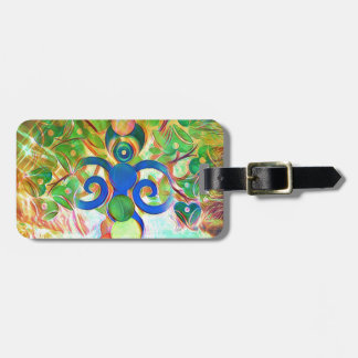 The Hermit Luggage Tag
