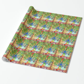 The Hermit Wrapping Paper