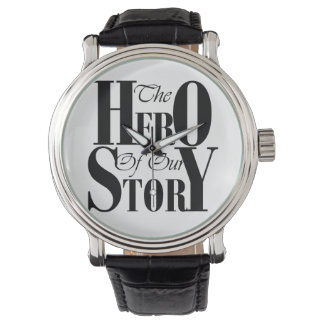 The Hero of our Story watch