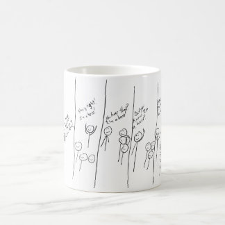 """The Hero Zero"" Coffee Mug for the Braggart"