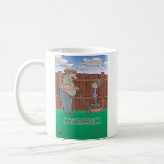 The Hiccup Book - mug - The Neighbor