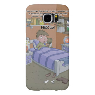 The Hiccup Book - phone case