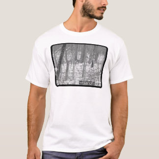 The Hidden - Image on Front T-Shirt