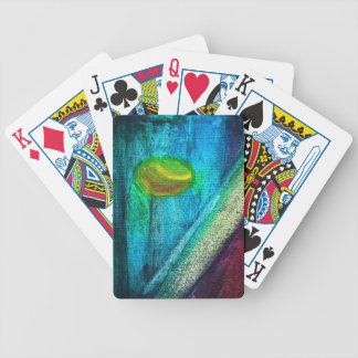 The Hidden Spirit Bicycle Playing Cards