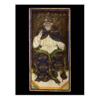 The Hierophant Tarot Card