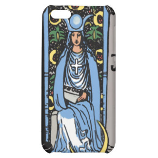 """The Hig Priestess"" Tarot Card iPhone4 Case iPhone 5C Cover"