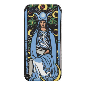The Hig Priestess Tarot Card iPhone4 Case iPhone 5 Cover