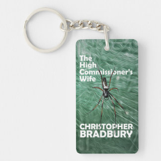 The High Commissioner's Wife Spider Keychain