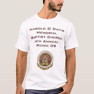 The Higher Ground, Harold O DavisMemorial Bapti... T-Shirt