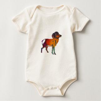 THE HIGHLAND WAY BABY BODYSUIT