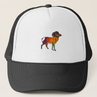 THE HIGHLAND WAY TRUCKER HAT