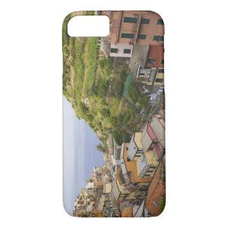 the hillside village of Manarola-Cinque Terre, iPhone 7 Case