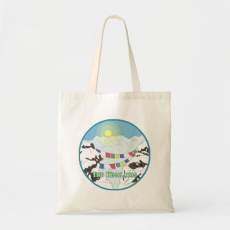 The Himalayas Tote Bag