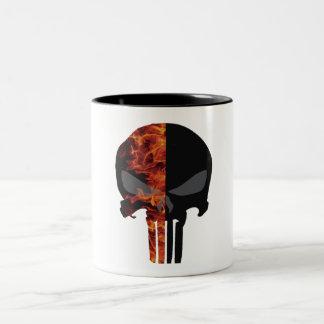 The Hired killer Two-Tone Coffee Mug