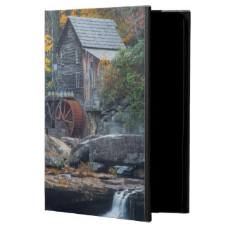 The Historic Grist Mill On Glade Creek iPad Air Cover