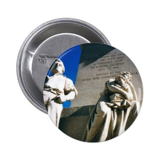 The Historic Ludlow Massacre of April 20, 1914 2 Inch Round Button