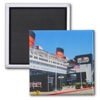 The Historic Queen Mary Magnet