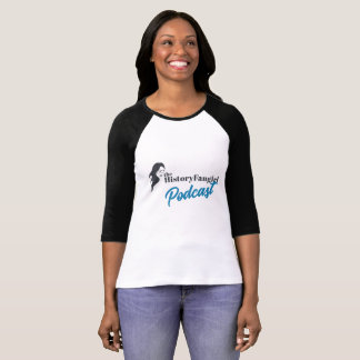 The History Fangirl Podcast Tee
