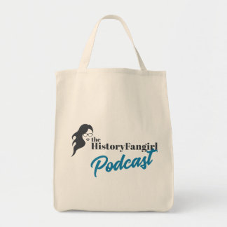 The History Fangirl Podcast Tote