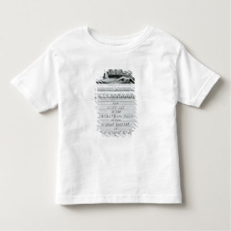 The History of Decline and Fall of  Roman Toddler T-shirt