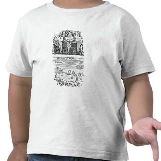 The History of the Holy War: T Shirt