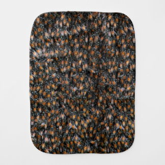 The Hive Burp Cloth