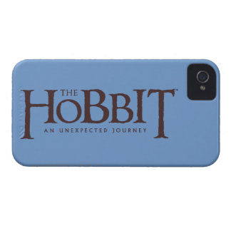 The Hobbit Logo Solid Case-Mate iPhone 4 Case