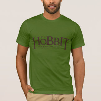 The Hobbit Logo Solid T-Shirt