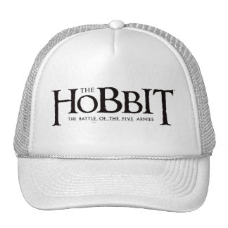 The Hobbit: THE BATTLE OF FIVE ARMIES™ Logo Trucker Hat