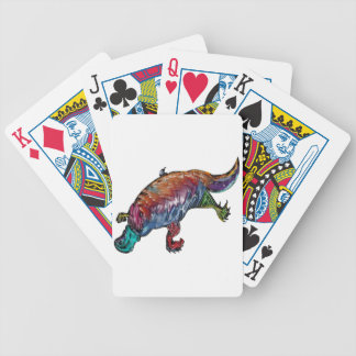 The Hodgepodge Bicycle Playing Cards