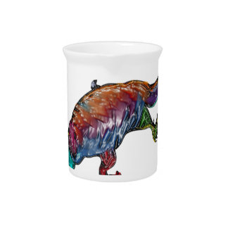 The Hodgepodge Drink Pitcher