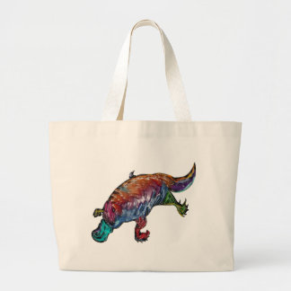 The Hodgepodge Large Tote Bag