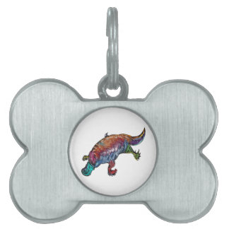 The Hodgepodge Pet Name Tag