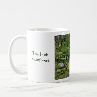 """The Hoh Rainforest"" Coffee Mug"