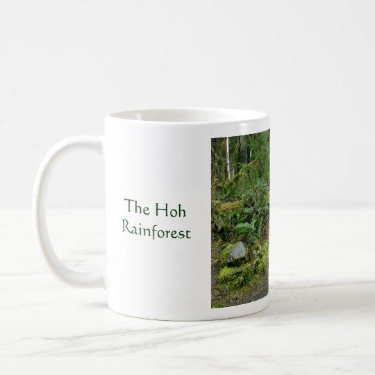 """The Hoh Rainforest"" Coffee Mug"