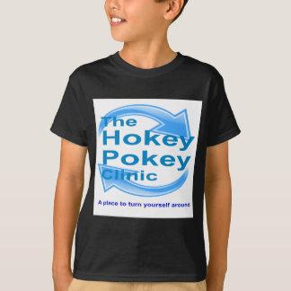 THE HOKEY POKEY CLINIC -PLACE TO TURN SELF AROUND T-Shirt