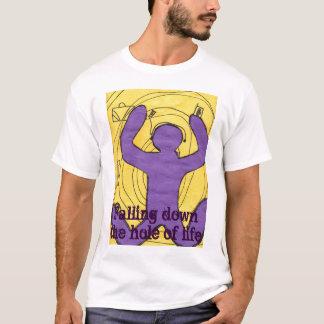 """The hole of life by Tasa"" Hartman Art Source T-Shirt"