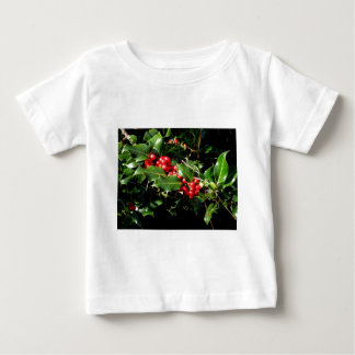 The Holly And The Ivy Baby T-Shirt