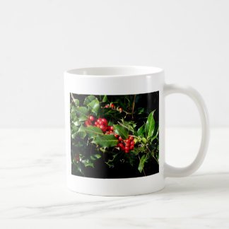 The Holly And The Ivy Coffee Mug