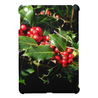 The Holly And The Ivy Cover For The iPad Mini
