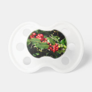 The Holly And The Ivy Pacifier