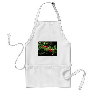 The Holly And The Ivy Standard Apron