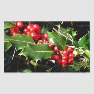 The Holly And The Ivy Sticker