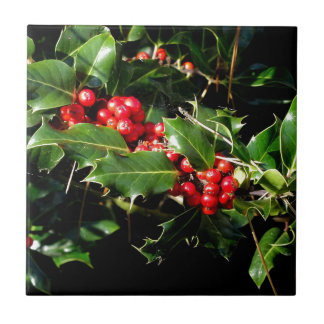 The Holly And The Ivy Tile