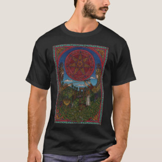 The Holly King and Oak King, (yule) T-Shirt