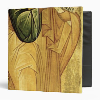 The Holy Apostle Peter, Russian icon 3 Ring Binder