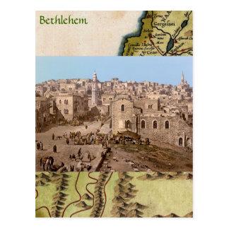 The Holy City Of Bethlehem Postcard